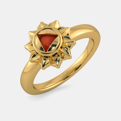 The Sacral Chakra Ring