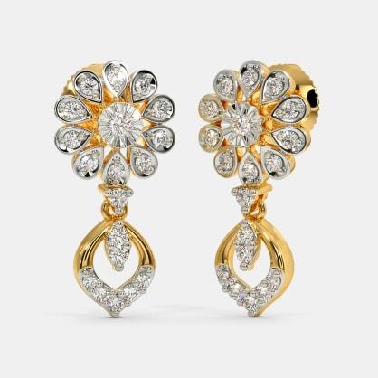 The Arij Drop Earrings