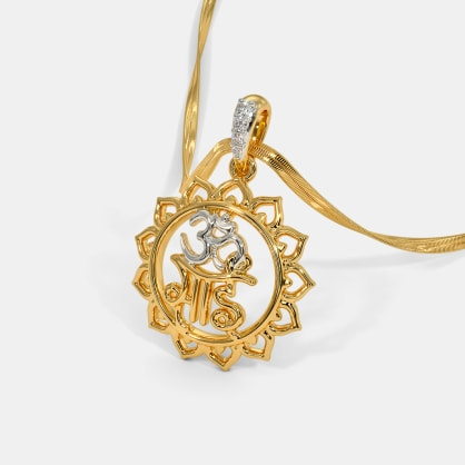 The Om Sai Pendant