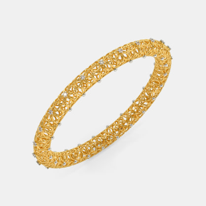 The Rion Round Bangle