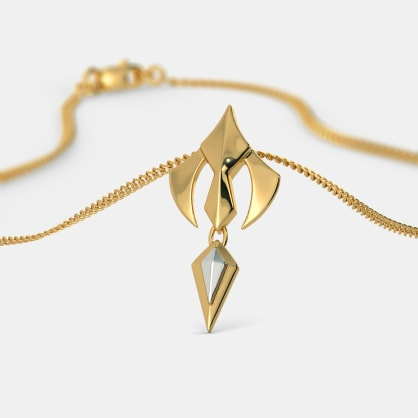 The Trident Femme Pendant
