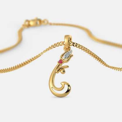 The Maheshwaram Pendant
