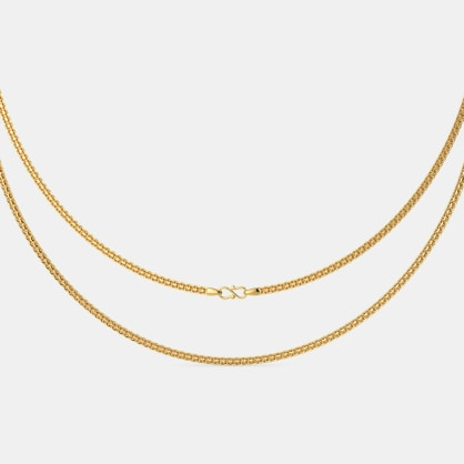 The Aanantha Gold Chain