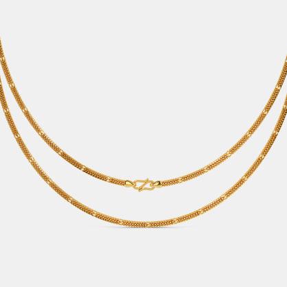 The Greesha Gold Chain