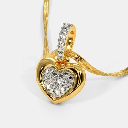 The Lovely Heart Pendant