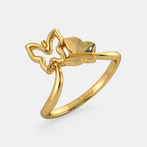 The Playful Love Ring