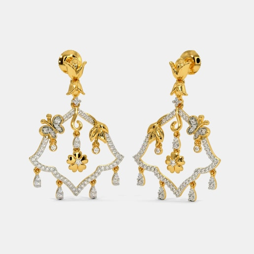The Langley Drop Earrings