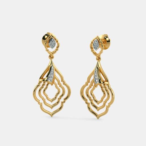 The Sattva Drop Earrings