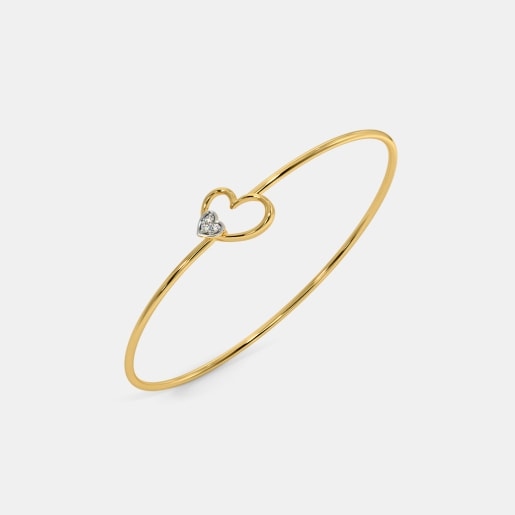 The Noelle Toggle Bangle