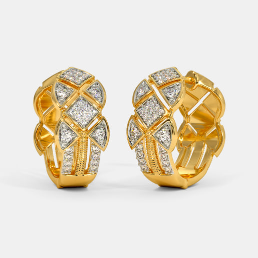 The Aasa Hoop Earrings