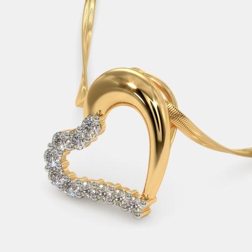 The Adila Heart Pendant
