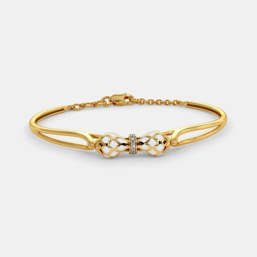 The Ainrah Oval Bangle