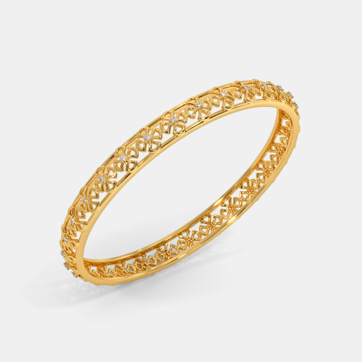 The Aaniya Round Bangle