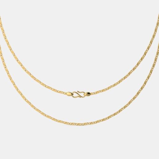 The Aabheri Gold Chain