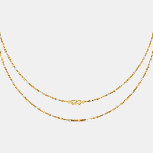 The Gazelle Gold Chain