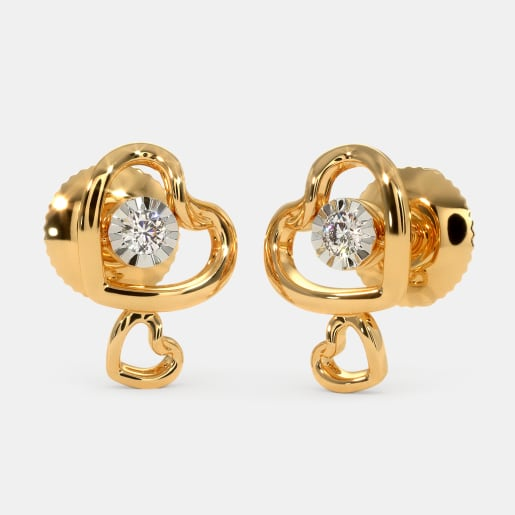 The Maiza Stud Earrings