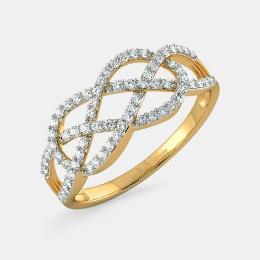 83e8d76a3c00d5 Rings - Buy 2000+ Ring Designs Online in India 2019 | BlueStone.com