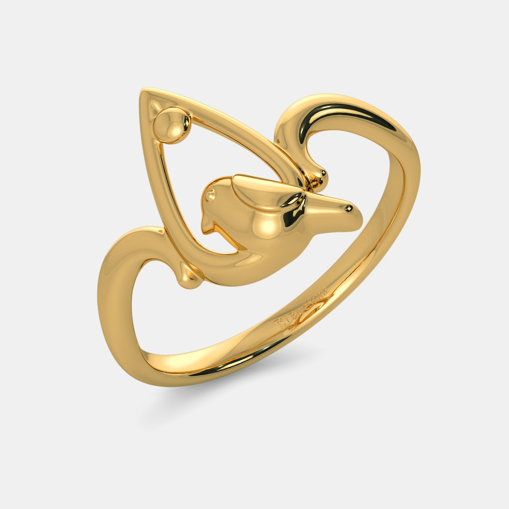The Love Swing Ring