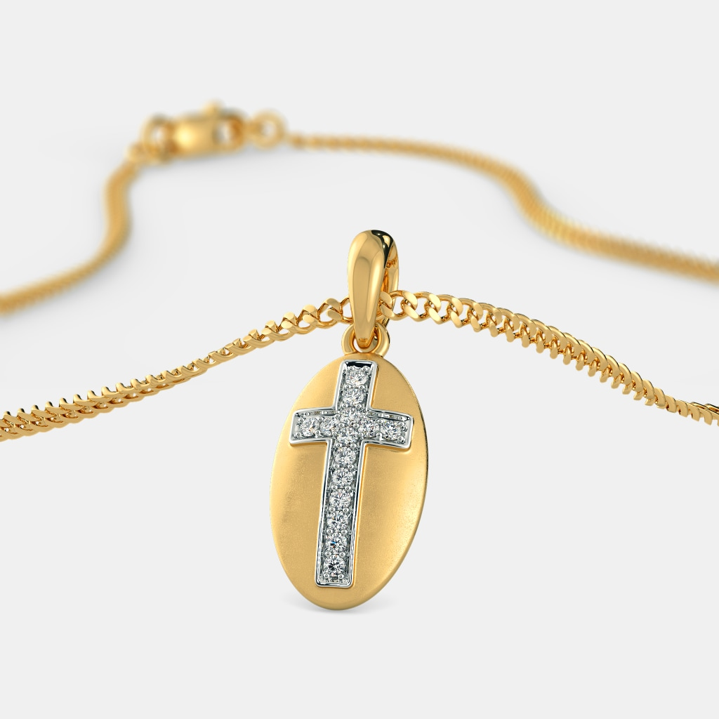 The Zane Cross Pendant