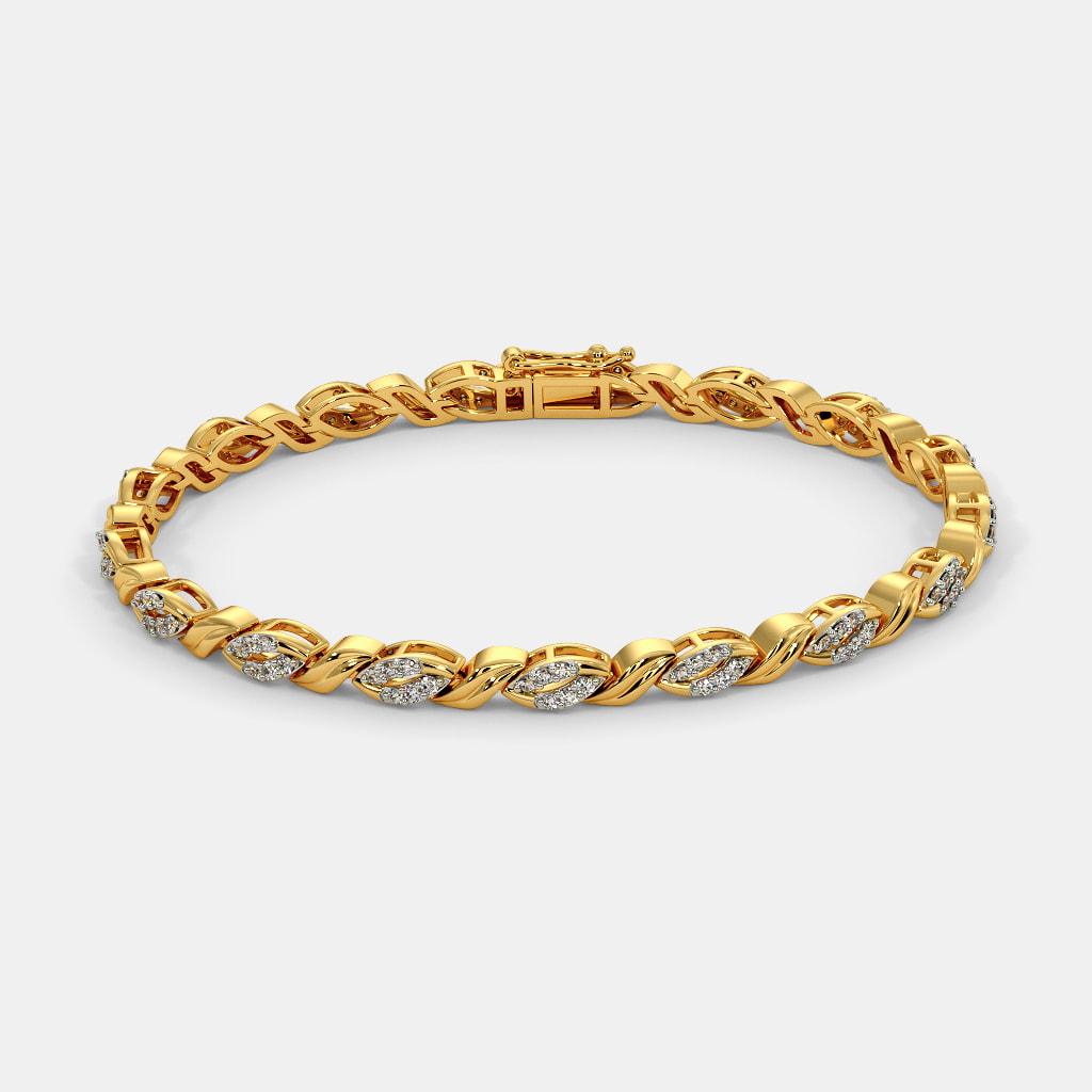 The Rex Tennis Bracelet