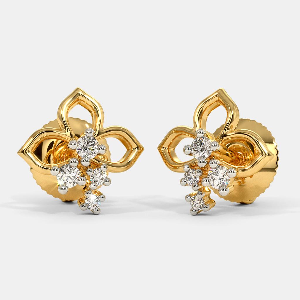 The Cornelia Stud Earrings