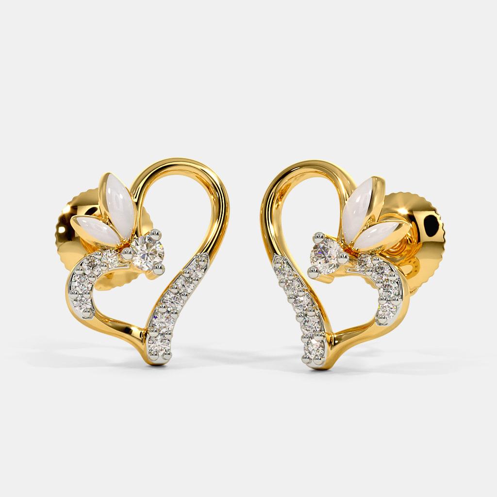 The Cosette Fairy Stud Earrings