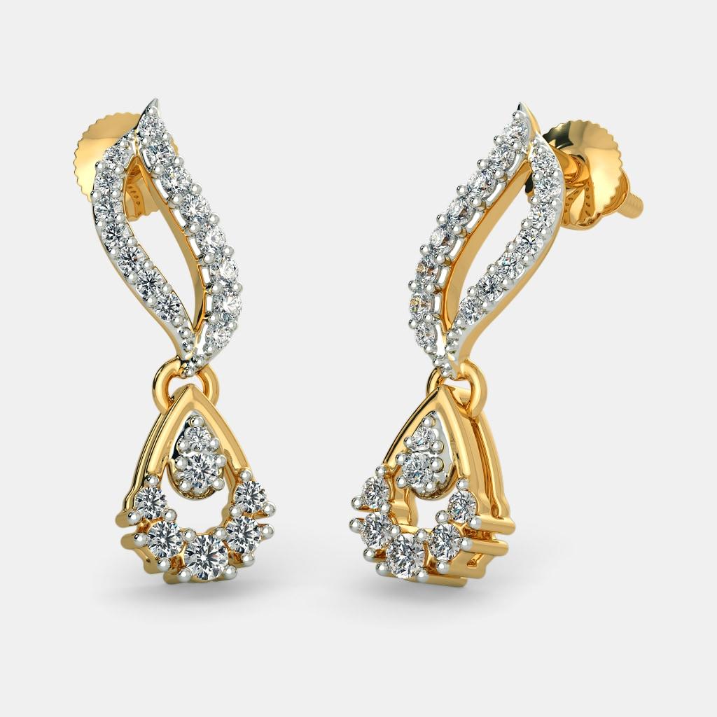 The Agrisha Drop Earrings