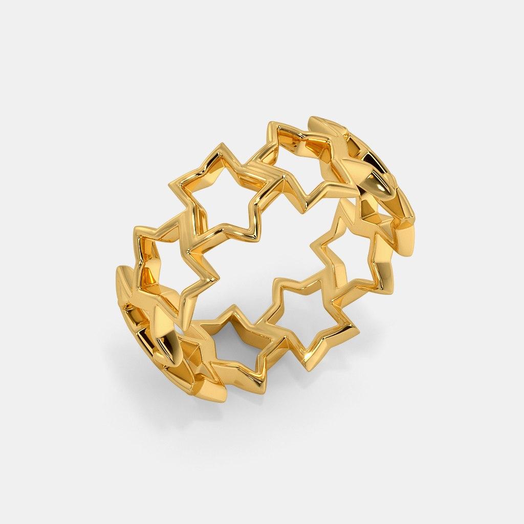 The Estelle Thumb Ring