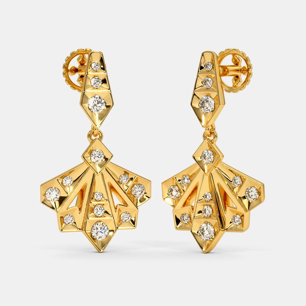 The Eruvai Drop Earrings