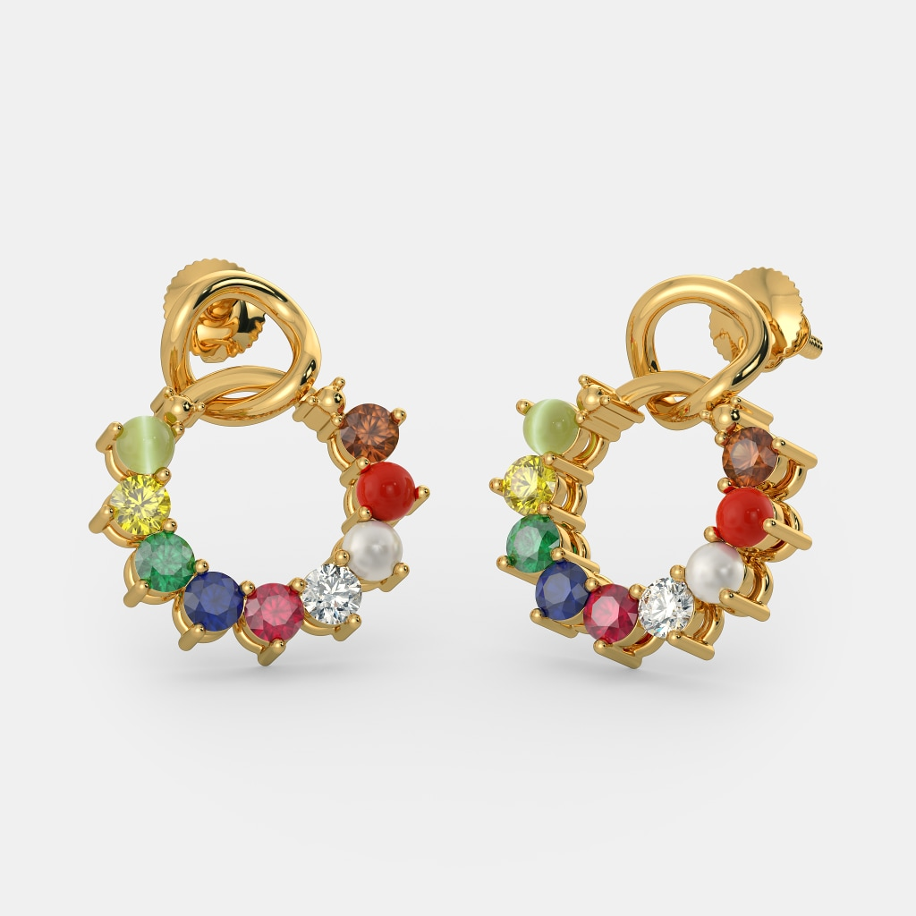 The Aaditya Nav Earrings