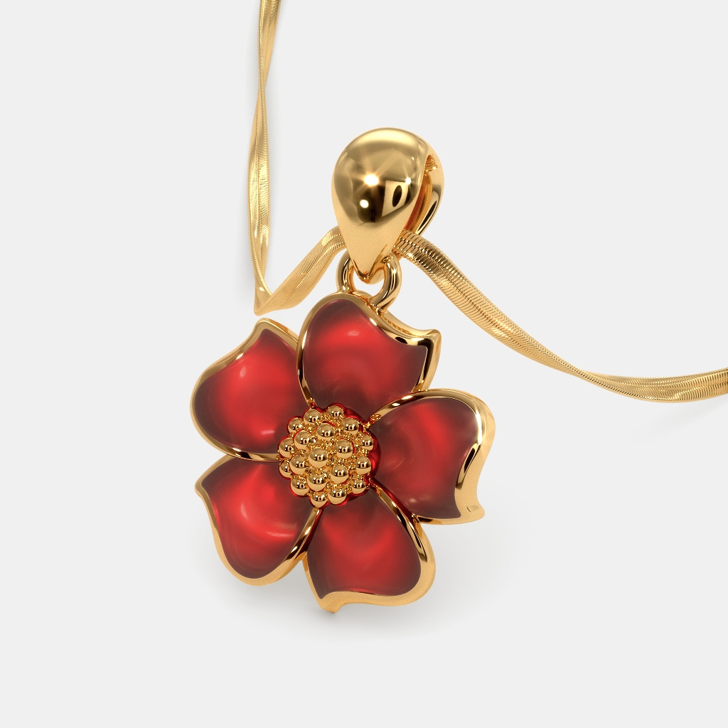 The Fiery Passion Pendant