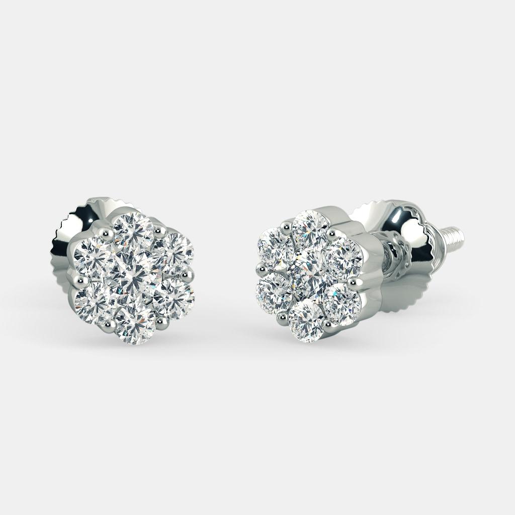 The Kaareva Stud Earrings