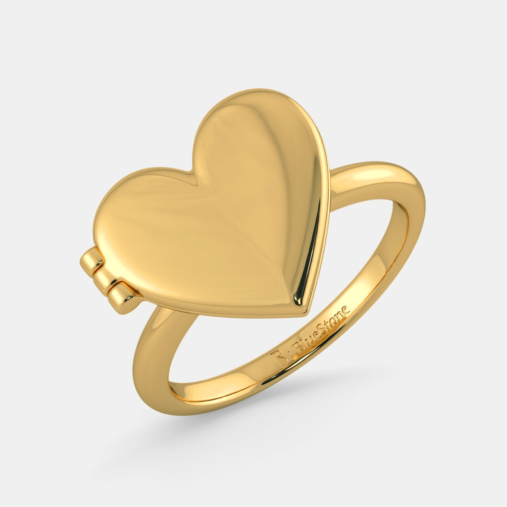 The Quest of Love Openable Ring