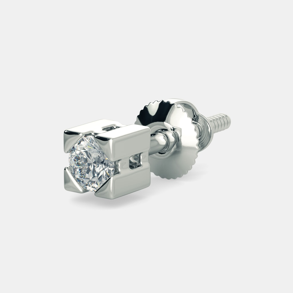 The Luxe Earring For Him