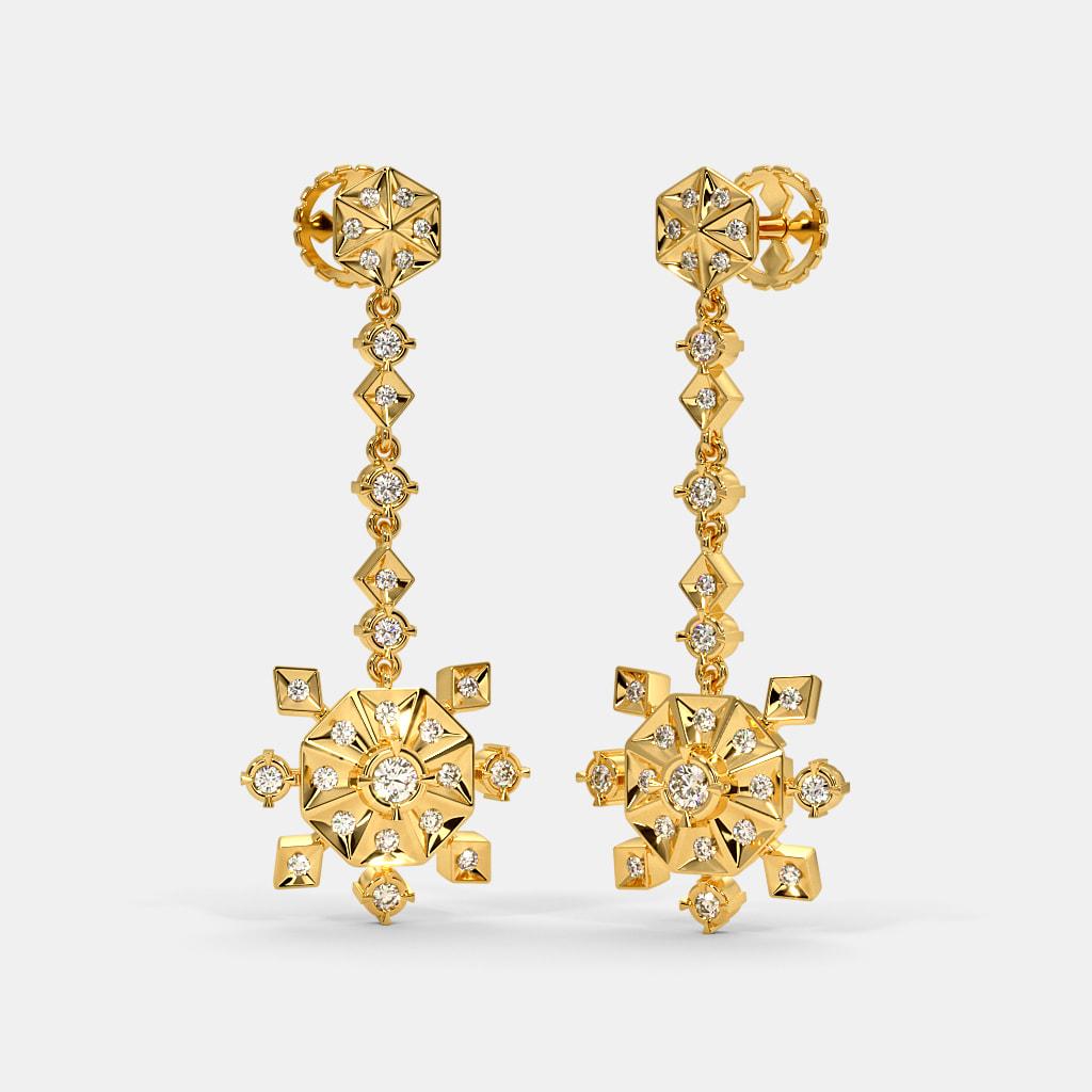 The Pankar Drop Earrings