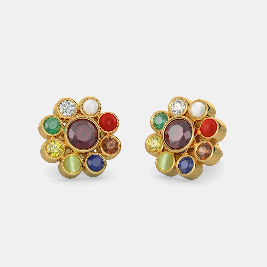 The Rajkanya Earrings