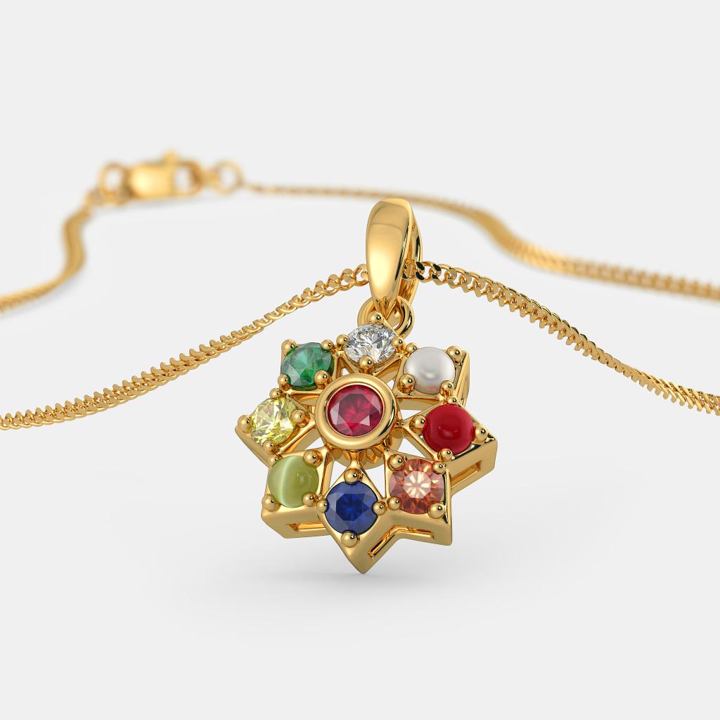 The Manisha Pendant