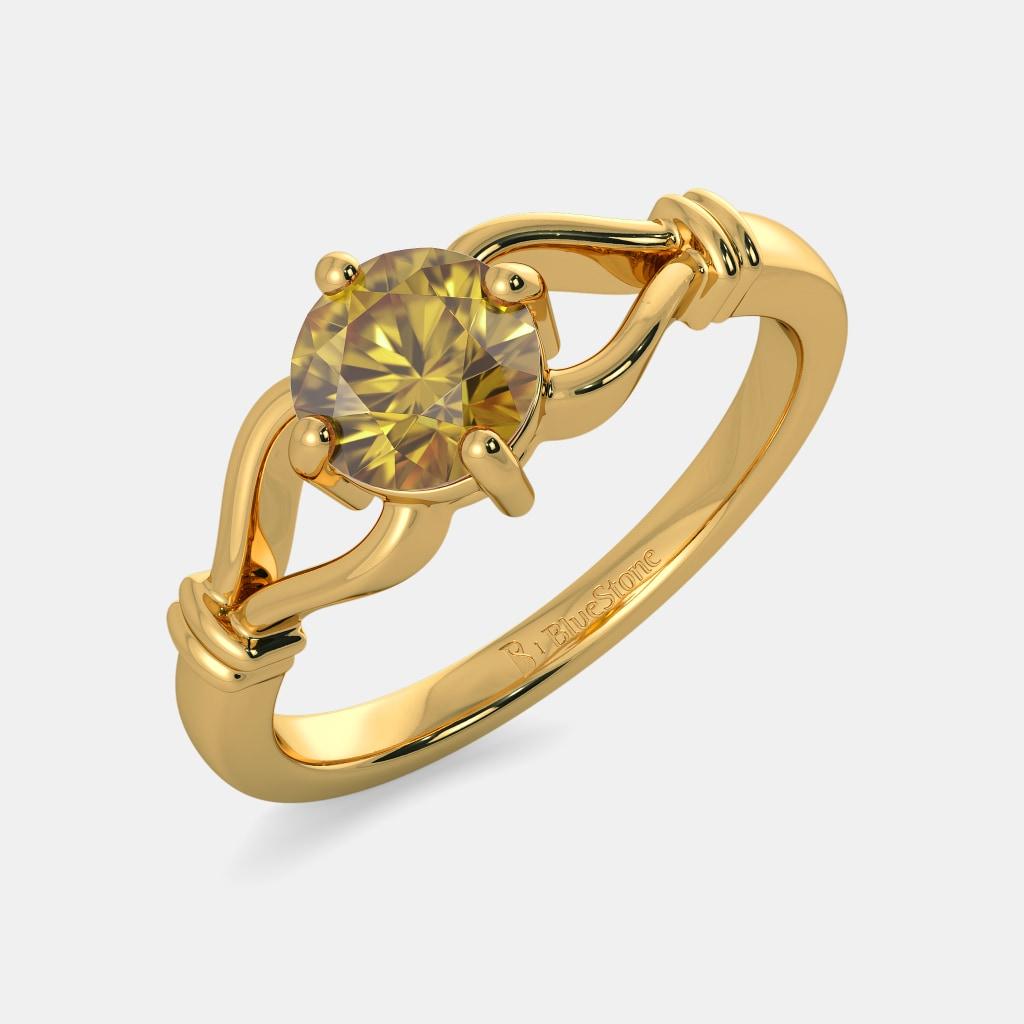The Regal Rose Ring