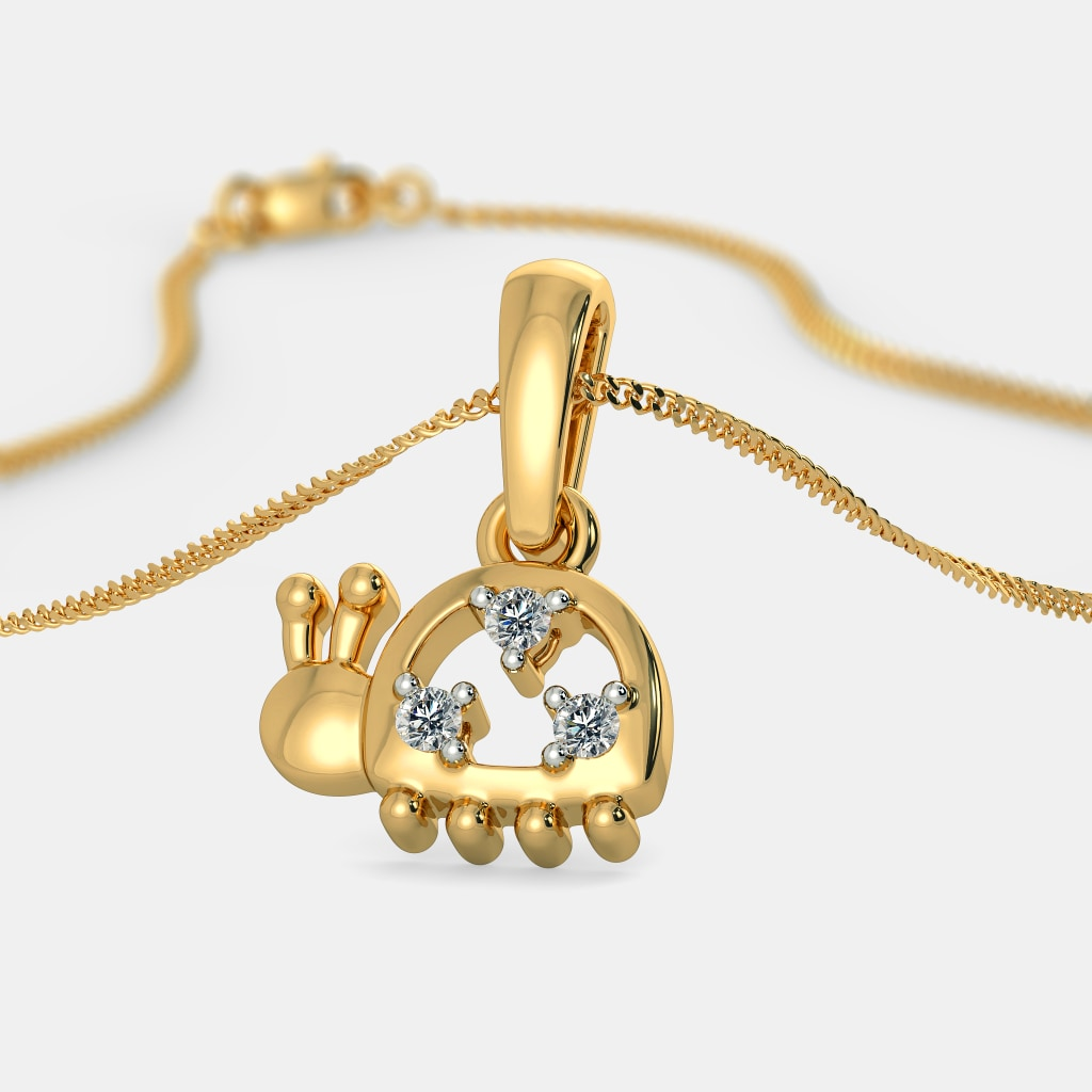 The Nifty Cootie Pendant For Kids
