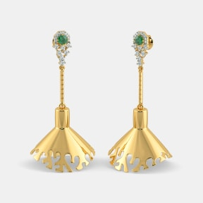 The Grandezza Drop Earrings