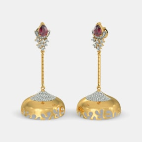 The Opulence Drop Earrings