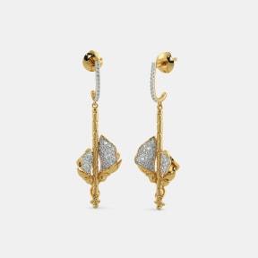 The Anuka Drop Earrings