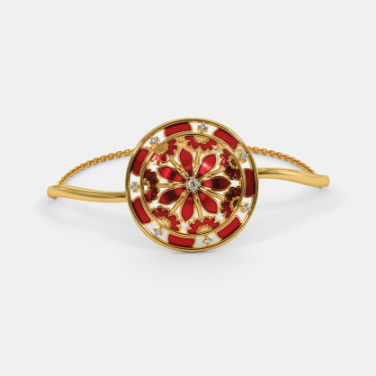 The Susy Oval Bangle
