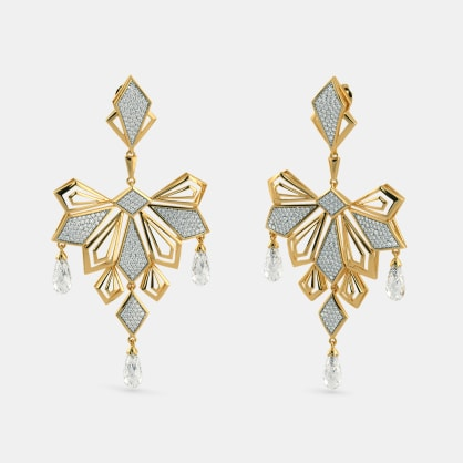 The Mahnaz Drop Earrings