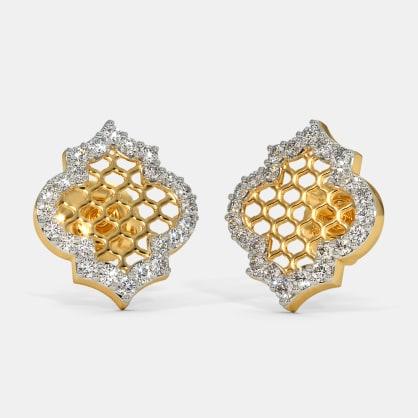 The Mewati Stud Earrings