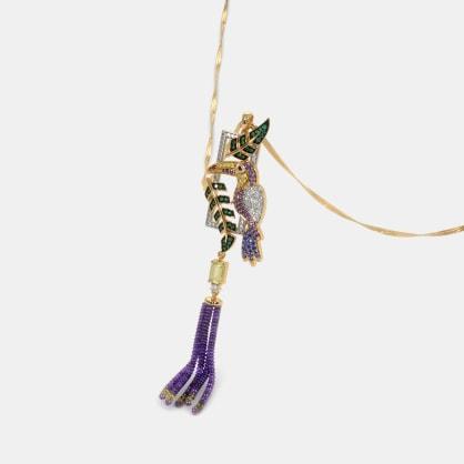 The Toucan Pendant