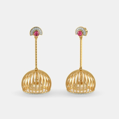 The Ceremony Drop Earrings