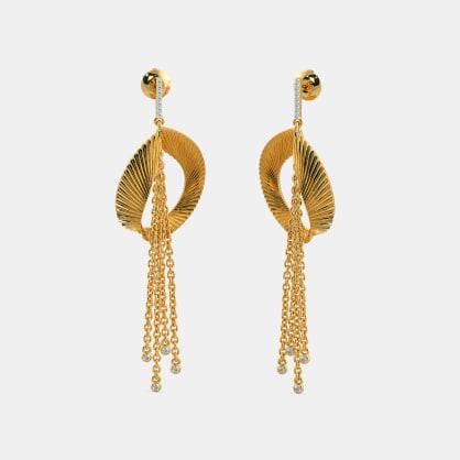 The Enchanting Glam Drop Earrings