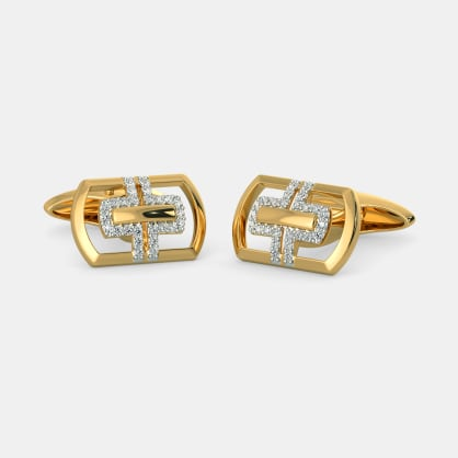 The Pearce Cufflinks for Him