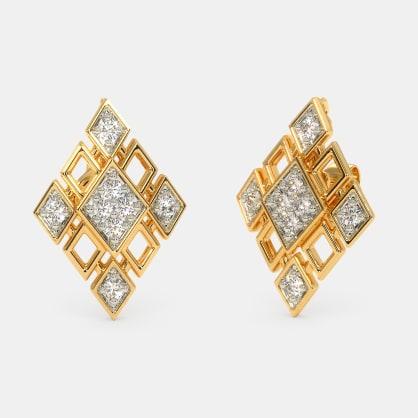 The Pamella Multiwearable Stud Earrings